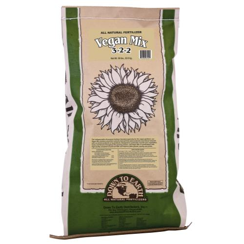 Down To Earth Vegan Mix - 50 lb