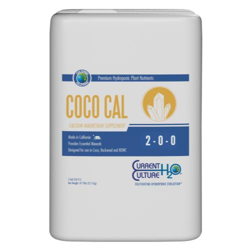 Cultured Solutions Coco Cal 5 Gallon (1/Cs)