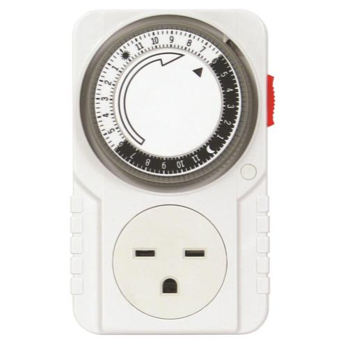 Titan Controls Apollo 10 - 240 Volt Mechanical Timer (10/Cs)