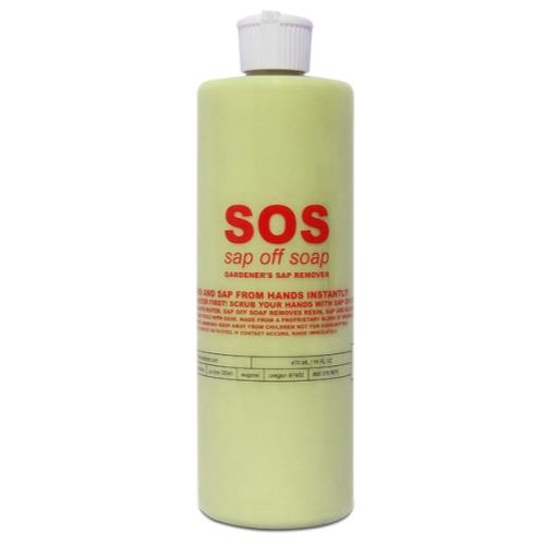 Roots Organics SOS Sap Off Soap Pint (12/Cs)