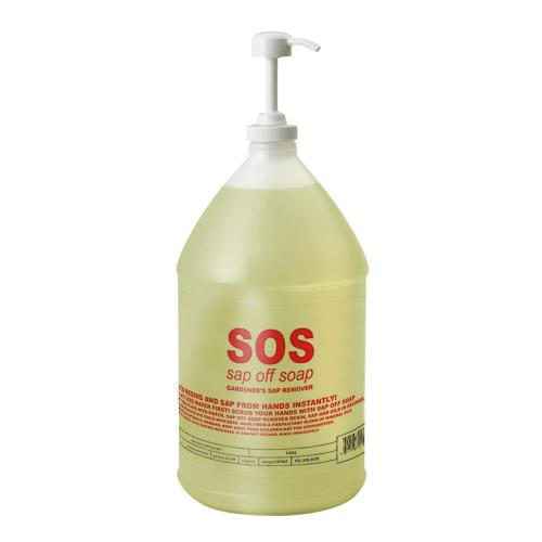 Roots Organics SOS Sap Off Soap Gallon (4/Cs)