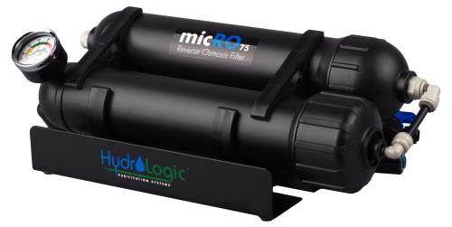 Hydro-Logic micRO-75 - GPD Compact / Portable Reverse Osmosis System