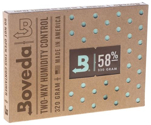 Boveda 320g 2-Way Humidity 58% (6/Pack)