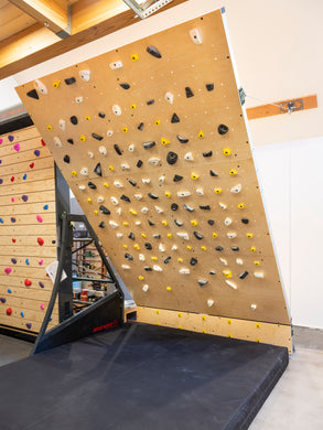 Grasshopper Adjustable Climbing Wall (