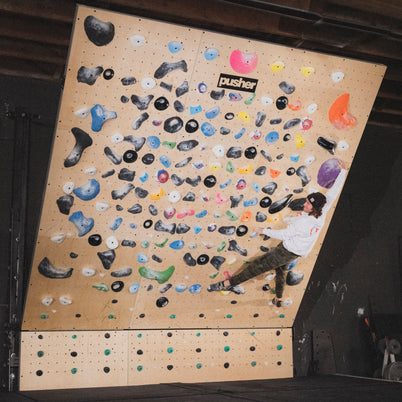 GrandMaster 12x12 Adjustable Climbing Wall