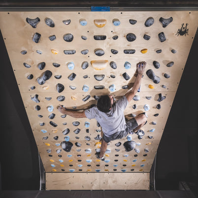 Master 8x12 Adjustable Climbing Wall