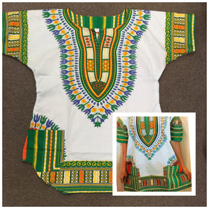 Custom Designed Dashiki!! Dashiki made to your Choice!!