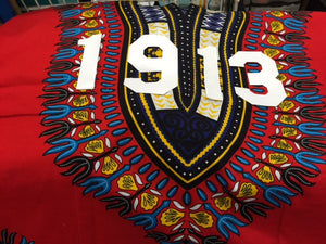 Custom Printing on Shirts or T Shirts/ Custom Fitting of Dashikis.