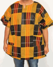 Load image into Gallery viewer, Kente Daishiki !!! Unisex Daishiki! One Size Fits Most !!