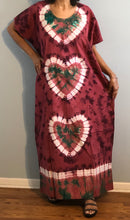 Load image into Gallery viewer, 100% Cotton Plus size 1X 2X 3X Tie-Dye Caftan !