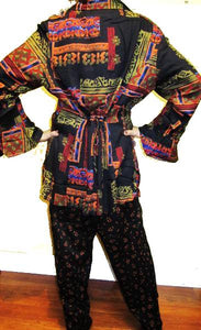 African Pants Set!! African Print Pants set!! Plus Size Pants Set!!