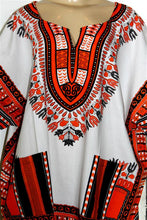 Load image into Gallery viewer, Plus Size African Dashiki! Unisex Dashiki! 1X 2X 3X !!
