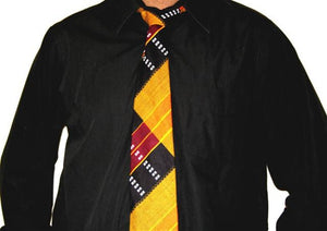 Men's African Tie! Kente Cloth!