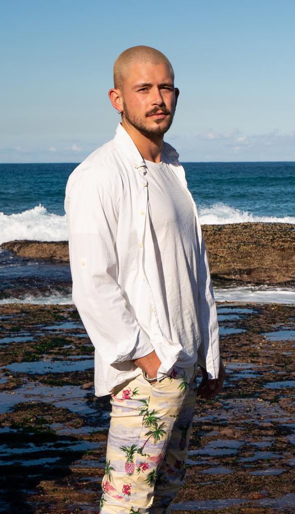 Men's 'Aloha' Pants