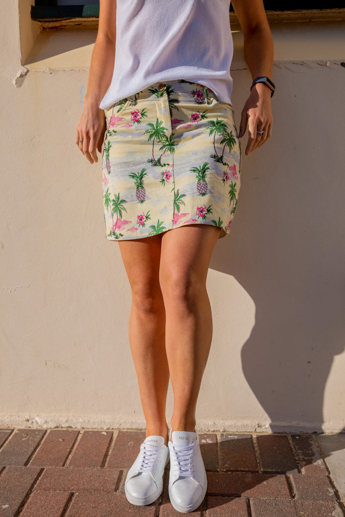 Women's ALOHA Party Skirt