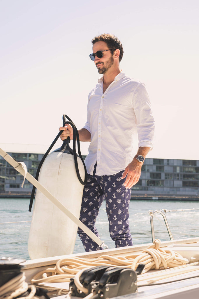 'I'm on a Boat' Pants