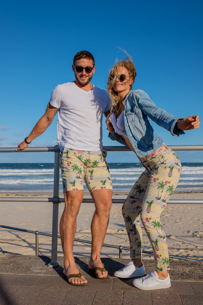 Women's ALOHA Party Pants