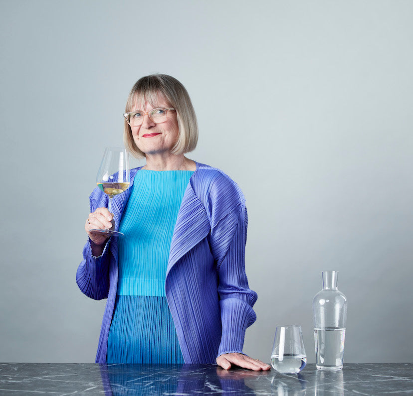 Jancis Robinson: 8 Wine Myths Debunked