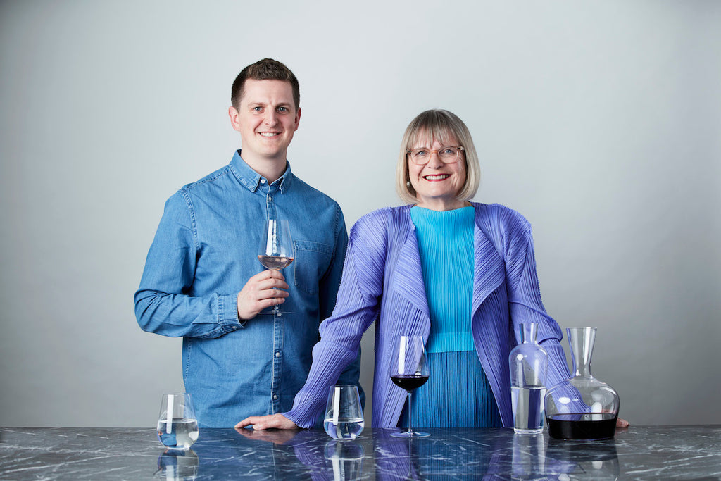 Collaboration: JANCIS ROBINSON X RICHARD BRENDON
