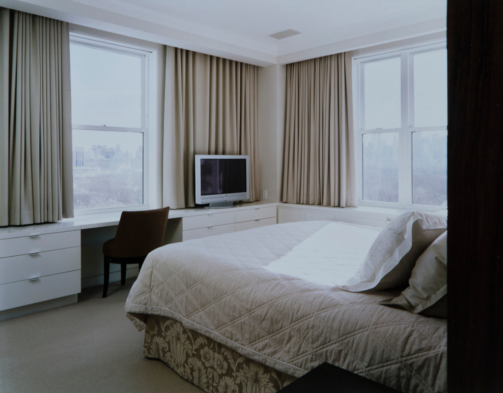Interior Designer Neil Bradford Central Park West New York
