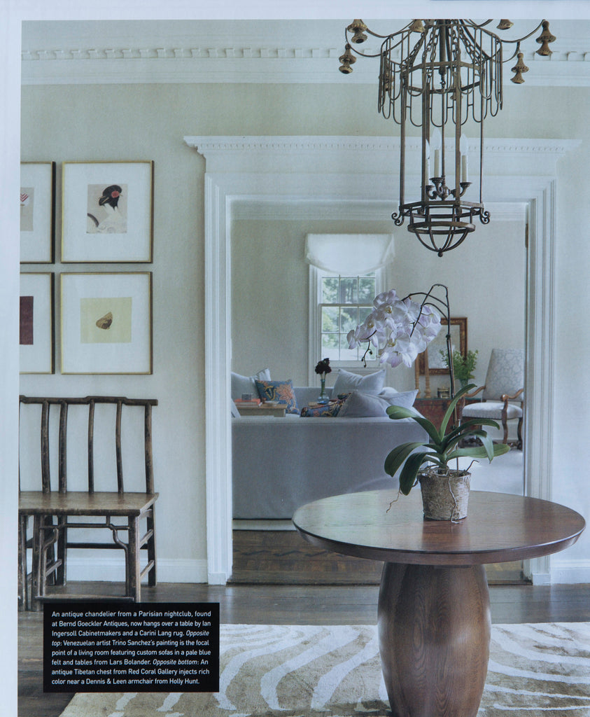 Interior Designer Neil Bradford Connecticut House