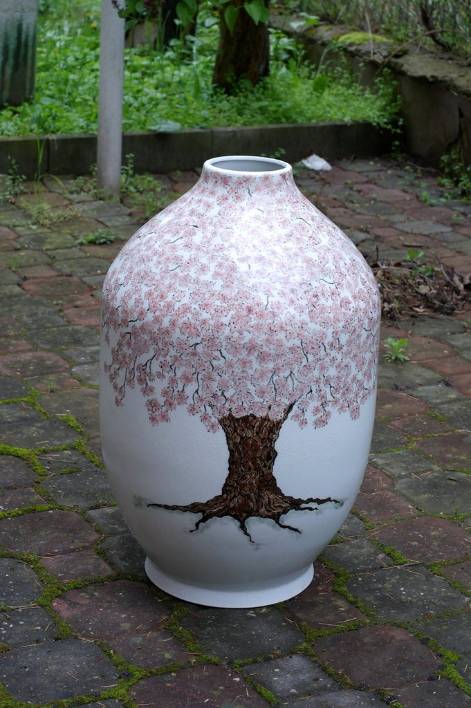 Bradford Potts Point Sydney Mi-Won McGhee Ceramic Vase