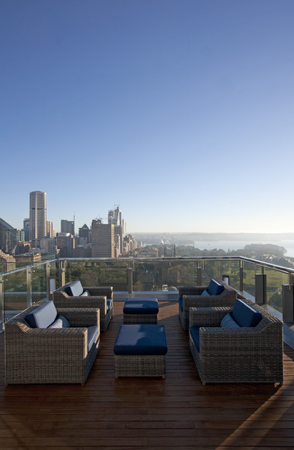 The Residence Penthouse, Sydney