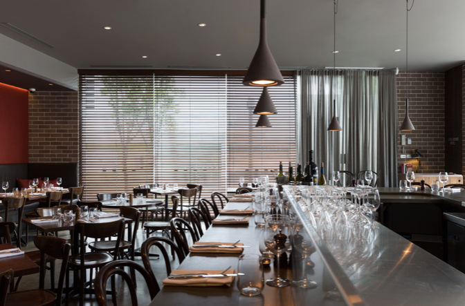 Interior Design | Neil Bradford Potts Point | Popolo Restaurant