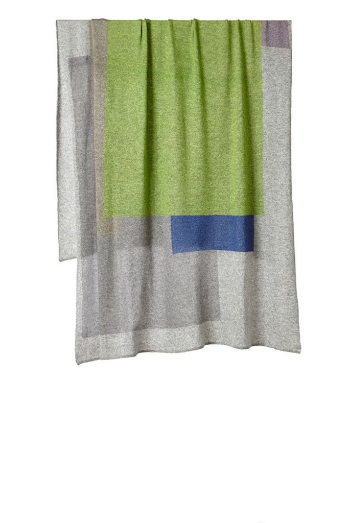 Bradford Potts Point Sydney Oyuna Cashmere Throws Quadro