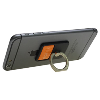 Key Ring Smartphone Stand