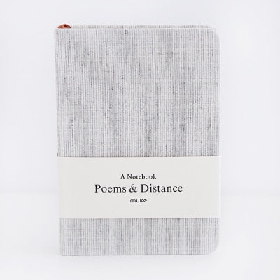 A5 Material Cover Notepad