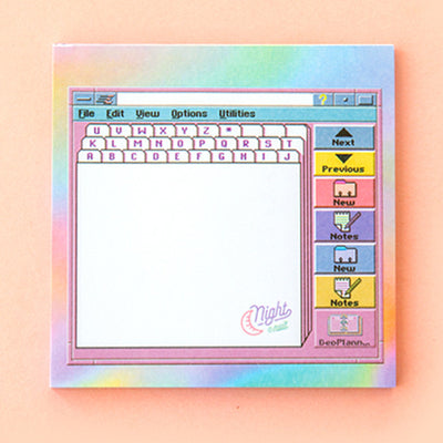 Sticky Notes Notepad