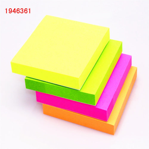 Sticky Notes- 100 Sheets (50 Units)