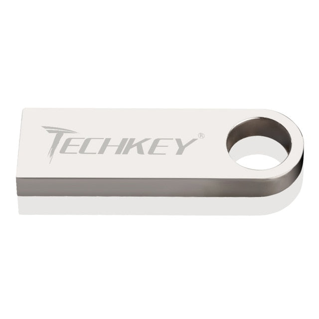 Teckey Waterproof Metal USB
