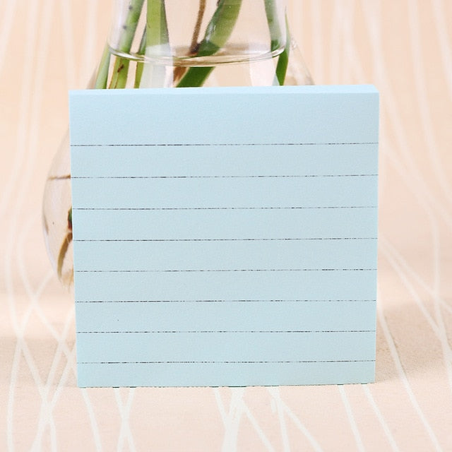 Lined Sticky Notes