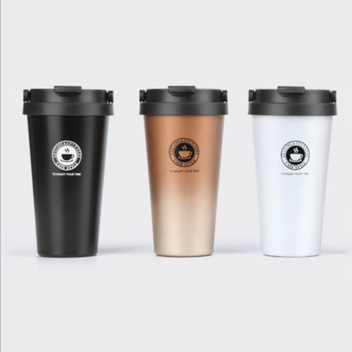 Stainless Steel Portable Thermal Cup