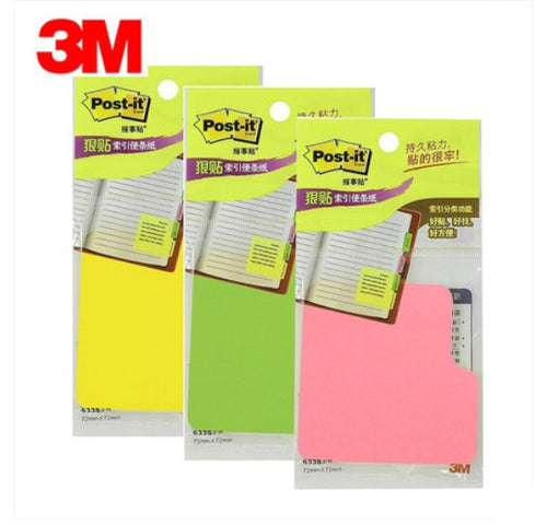 3M Post it Sticky Notes