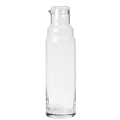 Large Carafe with lid, Bubble Glass, Broste, 14460620