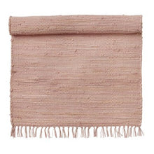 Load image into Gallery viewer, Chindi Mat, Nude Pink Rug, Bungalow, RUchi604S