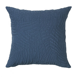Simon, Blue Cushion Cover, 50cm x 50cm, Broste 50030029