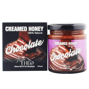 Theo Organics - Chocolate Honey Spread - Theo Organics