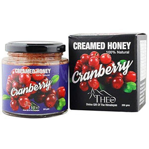 Theo Organics - Cranberry Honey Spread - Theo Organics