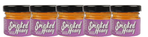 Theo Organics - Hickory Smoked Honey (Set Of 5) 35 grams each - Theo Organics