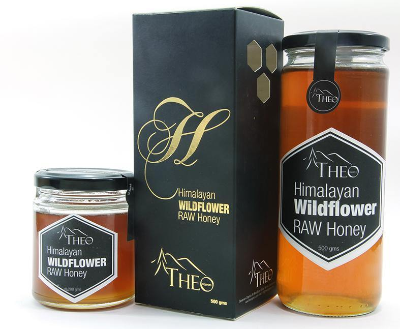 Theo Organics - Wildflower Raw Honey - Theo Organics