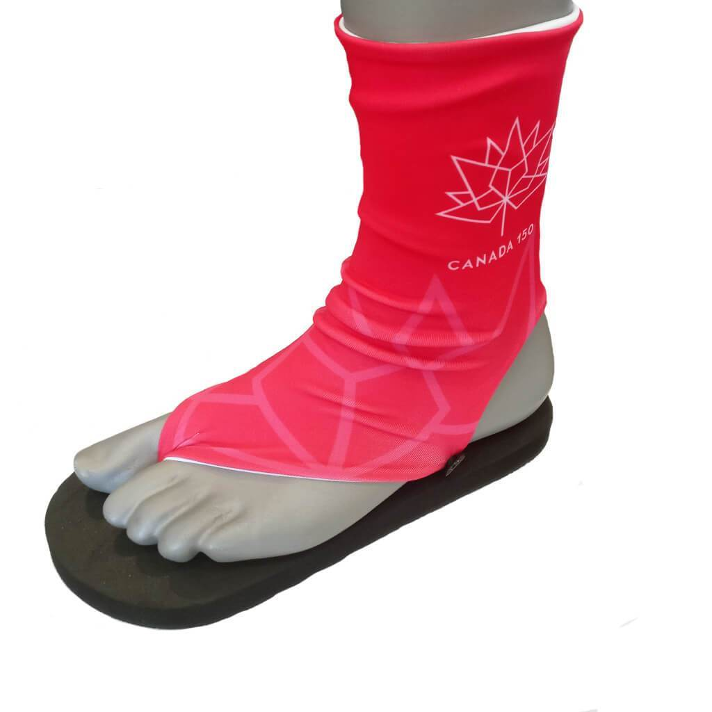 Canada 150 High Top Uppers - Marisoles Interchangeable Sandals