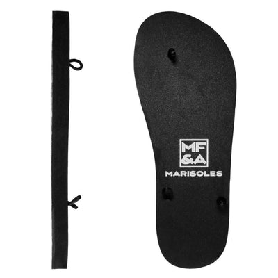3-Loop Flat Soles - Marisoles Interchangeable Sandals