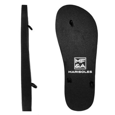 3-Loop Low Rise Soles - Marisoles Interchangeable Sandals