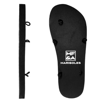 5-Loop Flat Soles - Marisoles Interchangeable Sandals