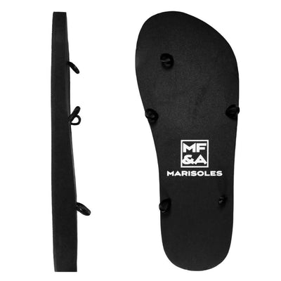 5-Loop Low Rise Soles - Marisoles Interchangeable Sandals