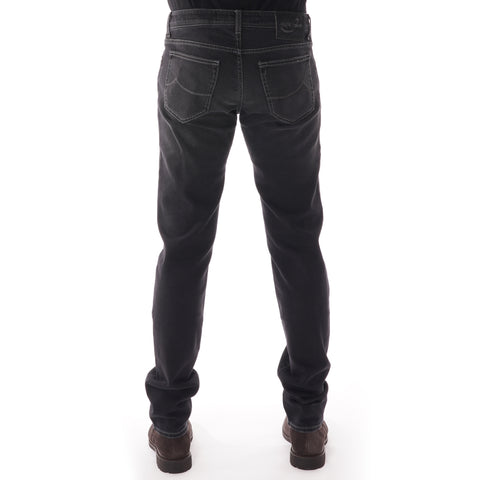 Jacob Cohen Black Comfort Jeans